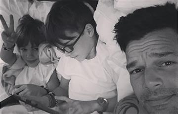 Ricky Martin: Ella es la madre de sus hijos