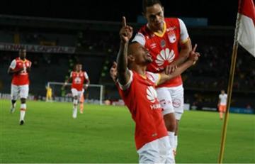 Santa Fe venció a Envigado y ahora es líder de la Liga