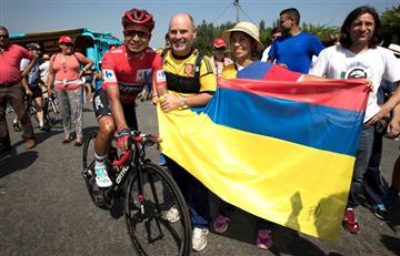 Tour de Francia: Darwin Atapuma segundo de la etapa 18
