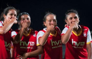 FIFA resaltó el buen trabajo de Santa Fe femenino
