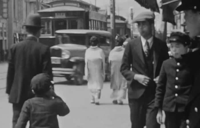 Hiroshima y las imágenes inéditas antes de la bomba nuclear