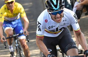 Tour de Francia: Sergio Luis Henao el mejor colombiano de la etapa 19