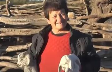 Video: Una cabra nació con rostro de 'humano' en Argentina