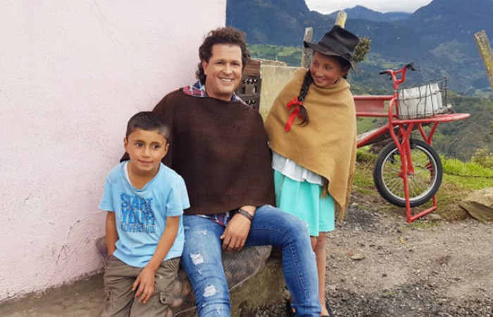 Carlos Vives estrena video dedicado a los ciclistas colombianos