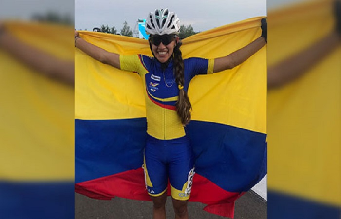 Fabriana Arias gana oro para Colombia en los World Games