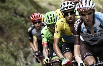 Tour De Francia: Bardet le envía un mensaje a Rigoberto Urán