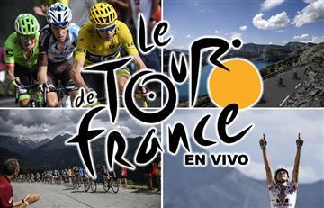 Tour de Francia: EN VIVO etapa 20