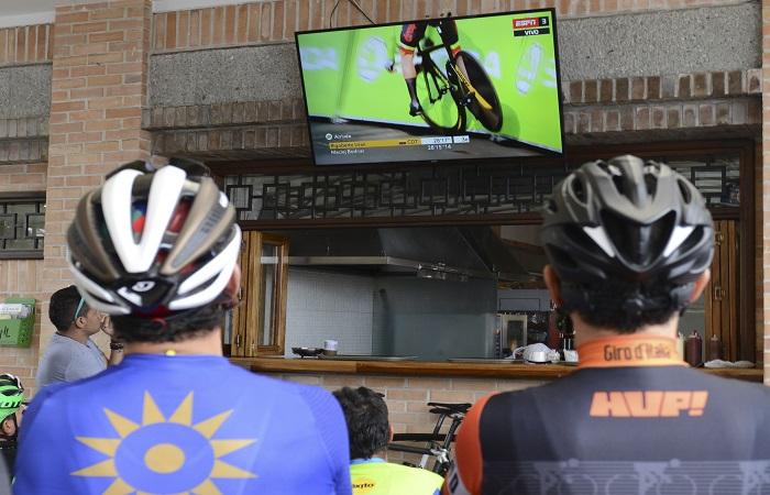 Tour De Francia: La foto que le da vuelta al mundo