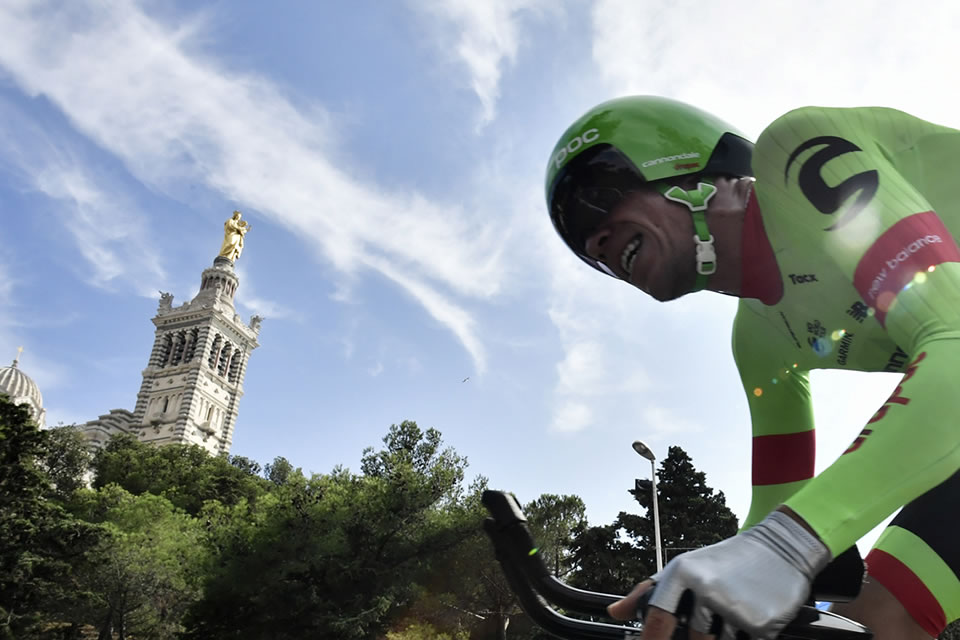 Tour de Francia: Lo que nadie vio de Rigoberto Urán en la etapa 20