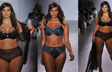 Colombiamoda abre las pasarelas a las mujeres de tallas grandes