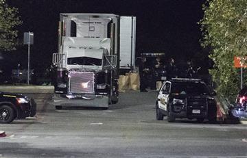 EEUU: Hallan ocho personas muertas dentro de un camión en Texas