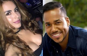 Jessica Cediel sorprendió a Romeo Santos con este regalo de cumpleaños