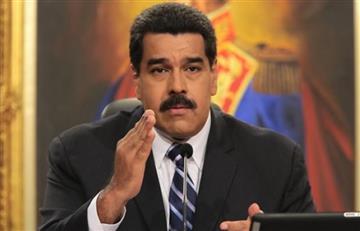 Maduro advierte que todos 'los magistrados nombrados por el Parlamento irán presos'