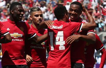 Manchester United venció al Madrid por penales