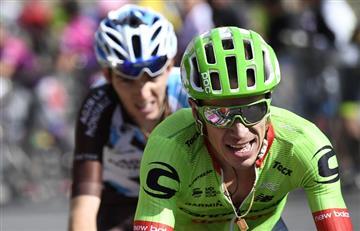 "Tour de Francia: "" 'Rigo' tiene que ser presidente de Colombia"""