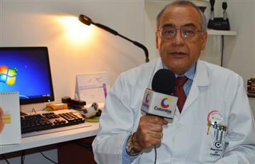 Alberto Chacón: Esta es la nueva cirugía para corregir miopías y astigmatismos