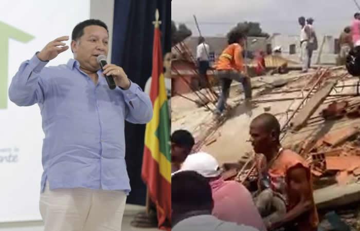 Alcalde de Cartagena, Manolo Duque, suspendido por tres meses