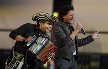 Carlos Vives: El cantante denuncia el robo de su celular en Canadá