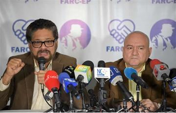 Farc lanzará su partido político el 1 de septiembre