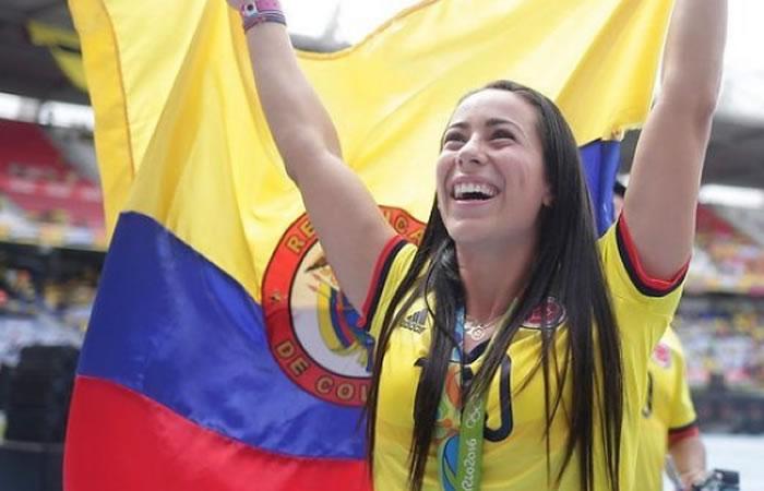 Mariana Pajón. Foto:InstagramMP