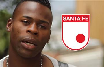 """Santa Fe: """"Fue un encuentro amoroso y no una negociación sexual"""", Arboleda"""