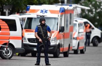 Ataque en Suiza: Un hombre hirió con motosierra a cinco personas