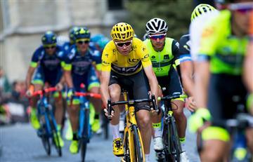 Tour de Francia: Sky el equipo que más ganó, Movistar sorprendió