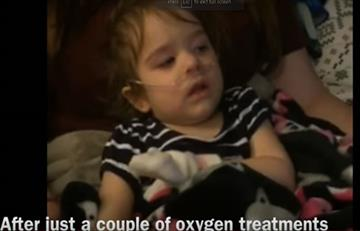 EE.UU: Restablecen daño cerebral en niña de 2 años.