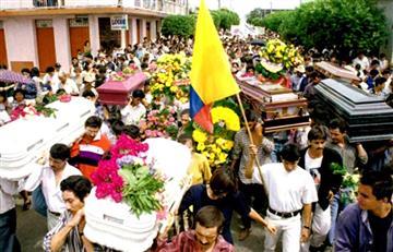 Estado reconocerá su responsabilidad en la masacre de Santo Domingo, Arauca