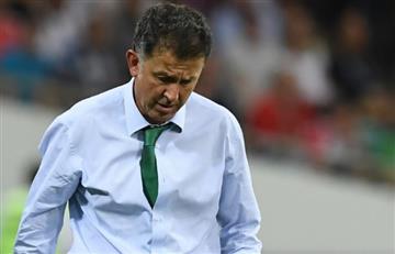 Juan Carlos Osorio fue recibido con insultos en México