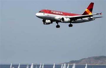 Avianca suspenderá vuelos a Venezuela