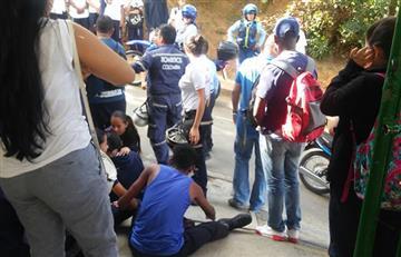 Girardota: 14 menores de edad atendidos por intoxicación masiva