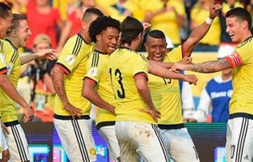 Selección Colombia sería beneficiada en Eliminatorias de Rusia 2018