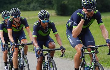 Vuelta a España: Movistar Team sorprende con la preselección de tres colombianos