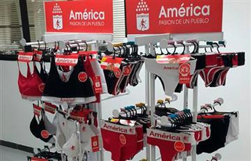 América de Cali: Sacó su nueva línea de ropa íntima