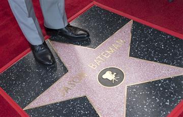 Jason Bateman ya tiene su estrella en Hollywood