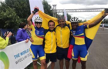 World Games: Colombia completó 13 medallas en cuatro días