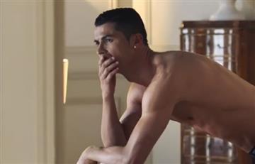 Cristiano Ronaldo: Semidesnudo en Instagram y las mujeres enloquecen