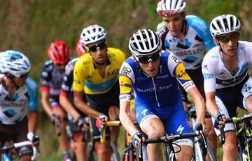 Dan Martin corrió el Tour con dos vértebras fracturadas sin él saberlo