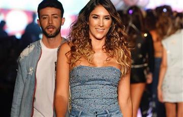 Daniela Ospina: Así se le vio en las pasarelas de Colombiamoda