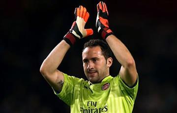 David Ospina: Increíble homenaje que le hace el Arsenal
