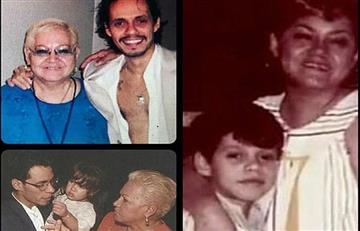 Marc Anthony: Su madre falleció en Puerto Rico