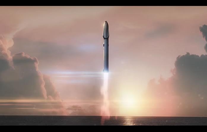 NASA: Lanzamiento del cohete gigante para llegar a Marte