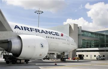 Air France suspende vuelos a Caracas