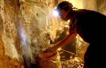 Explosión de mina en Buriticá deja cinco personas atrapadas