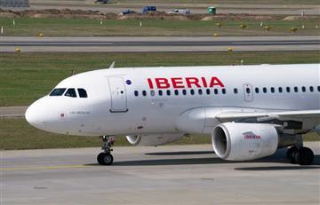 Iberia cancela sus vuelos entre Madrid y Caracas el domingo 30 de julio