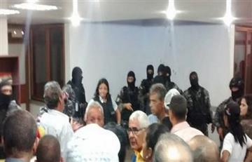 Inteligencia venezolana detiene a alcalde opositor