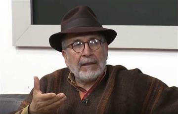 El músico Jorge Velosa está hospitalizado