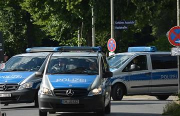 Tiroteo en Alemania dejó dos muertos y cuatro heridos