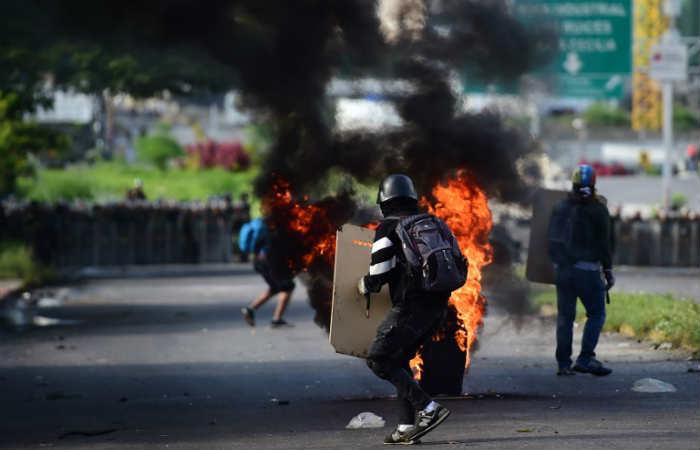 Constituyente venezolana: Varios muertos en violenta elección